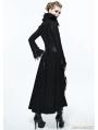 Black Gothic Dark Vampire Queen Style Jacket for Women