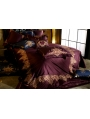 Luxurious Vintage Embroidery Comforter Set