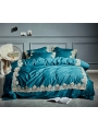 Romantic Vintage Lace Comforter Set