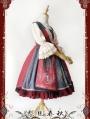 Infanta Chinese Style Lolita Trumpet Sleeve Blouse