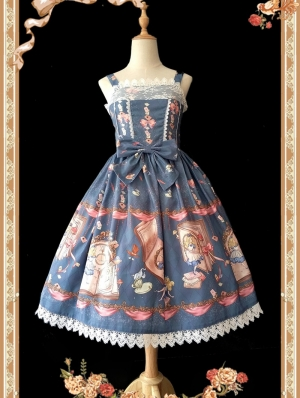 Infanta The Secret Of Alice Lolita Jumper Dress