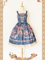 Infanta Champs Elysees Sweet Lolita Jumper Dress