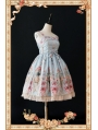 Infanta A Dance In Fairyland Sweet Lolita Jumper Dress