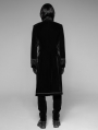 Black Gothic Victorian's Gorgeous Court Coat for Men