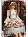 Neverland Magic Night in Museum Sweet Rococo Lolita OP Dress