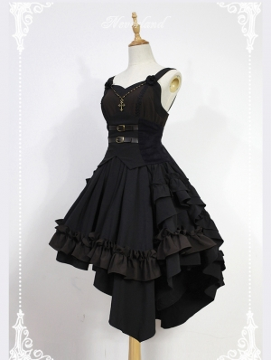 Neverland Girdle Gothic Lolita Jumper Dress