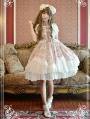Neverland Ancient Clocks Sweet Lolita OP Dress