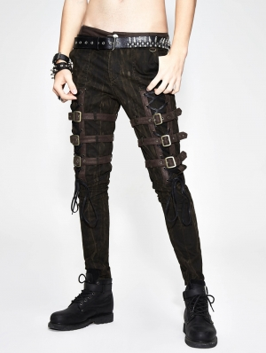 5abfc1ec46 Steampunk Skirts / Pants - Devilnight.co.uk