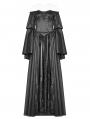 Black Retro Marie Antoinette Gothic Victorian Dress