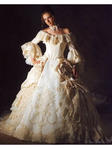 Victorian Style Wedding Dresses - Mother Of The Bride Dresses