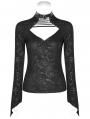 Gothic Steampunk Wild Assassin Long Sleeve T-Shirt for Women