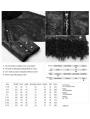 Black Gothic Imitation Fur Long Cape Coat for Women