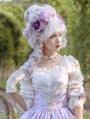 The Cat Lady Elizabeth Long Virago Sleeve Classic Lolita Blouse