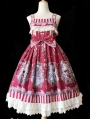 Infanta The Fairies Of Flowers Pattern Classic Lolita JSK Dress