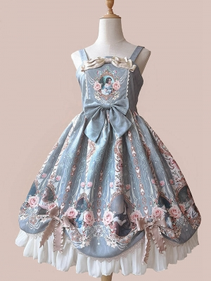 Infanta The Portrait Of Little Lady Classic Lolita JSK Dress