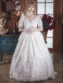 Neverland The Holy Marriage Of Snow Shine White Gorgeous Classic Lolita OP Dress