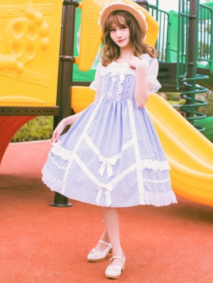 Neverland The Sweetheart Gift Sweet Lolita JSK Dress
