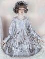 Neverland The Bard Girl Long Sleeve Sweet Lolita OP Dress