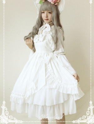 Neverland The Tears Of Mermaid Side Opening Classic Lolita JSK Dress