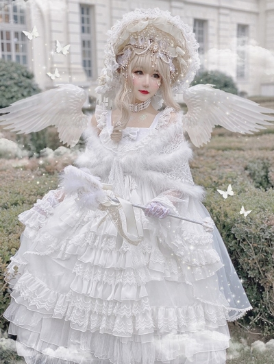 The Way Of Angel Classic Lolita JSK Dress