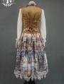 Norse Mythology Pattern Classic Lolita Skirt