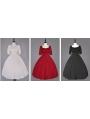 Carroll Manor Elegant Short Sleeve Classic Lolita OP Dress