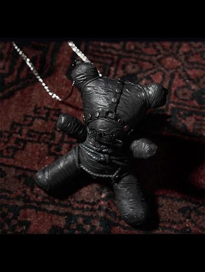 Gothic Dark Taboo Bear