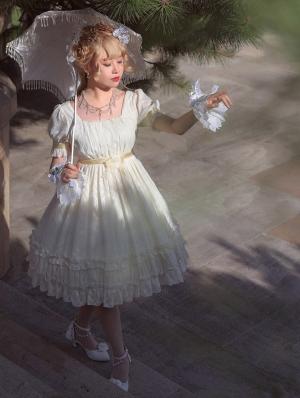 Neverland Emma French Style Elegant Classic Lolita OP dress